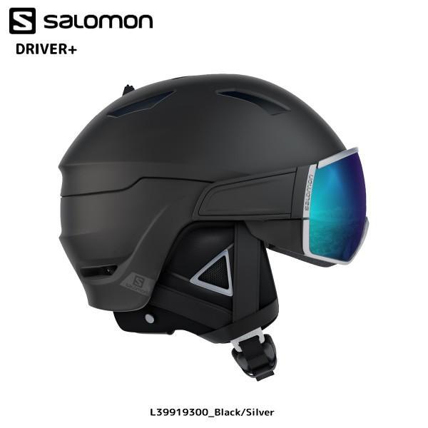 19-20 SALOMON(サロモン)【予約商品/Helmet】 DRIVER+ (ドライバープラス)【スノーヘルメット】
