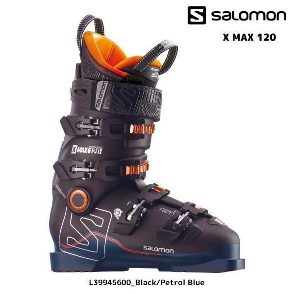 17-18 SALOMON(サロモン)【スキー靴/数量限定】 X MAX 120 (Xマックス 120) L39945600