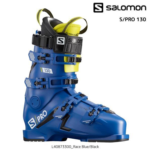 19-20 SALOMON(サロモン)【早期予約/スキー靴】 S/PRO 130(S/プロ 130)L40873300【スキーブーツ】