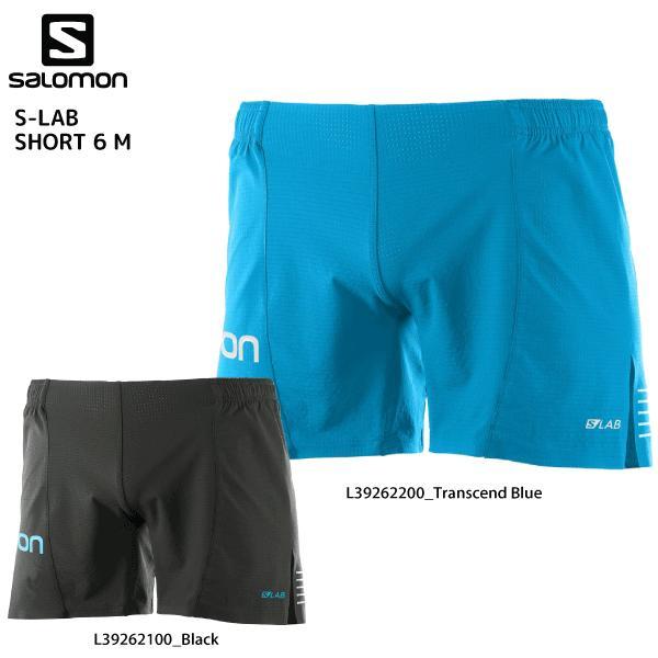 9f11229e28acb0 SALOMON(サロモン) 在庫処分 トレイルランパンツ S-LAB SHORT 6 M(S ...