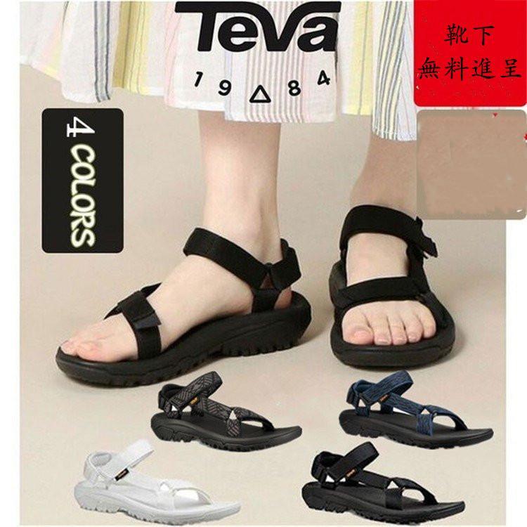 レビューを書いて 特価キャンペーン 靴下無料進呈 テバ Teva メンズ レディース 1019234 XLT 保障 1019235 スポーツサンダル 2 ハリケーンHURRICANE