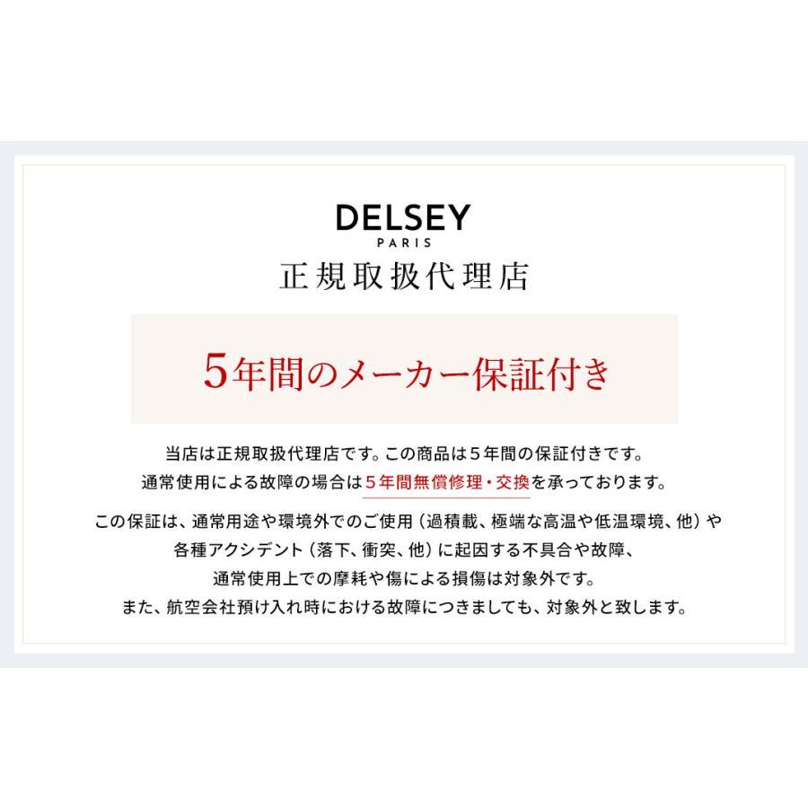 DELSEY デルセー スーツケース 機内持ち込み 拡張 キャリーケース sサイズ フロントオープン 軽量 42L HELIUM AERO delsey paris|linkhoo-store|05