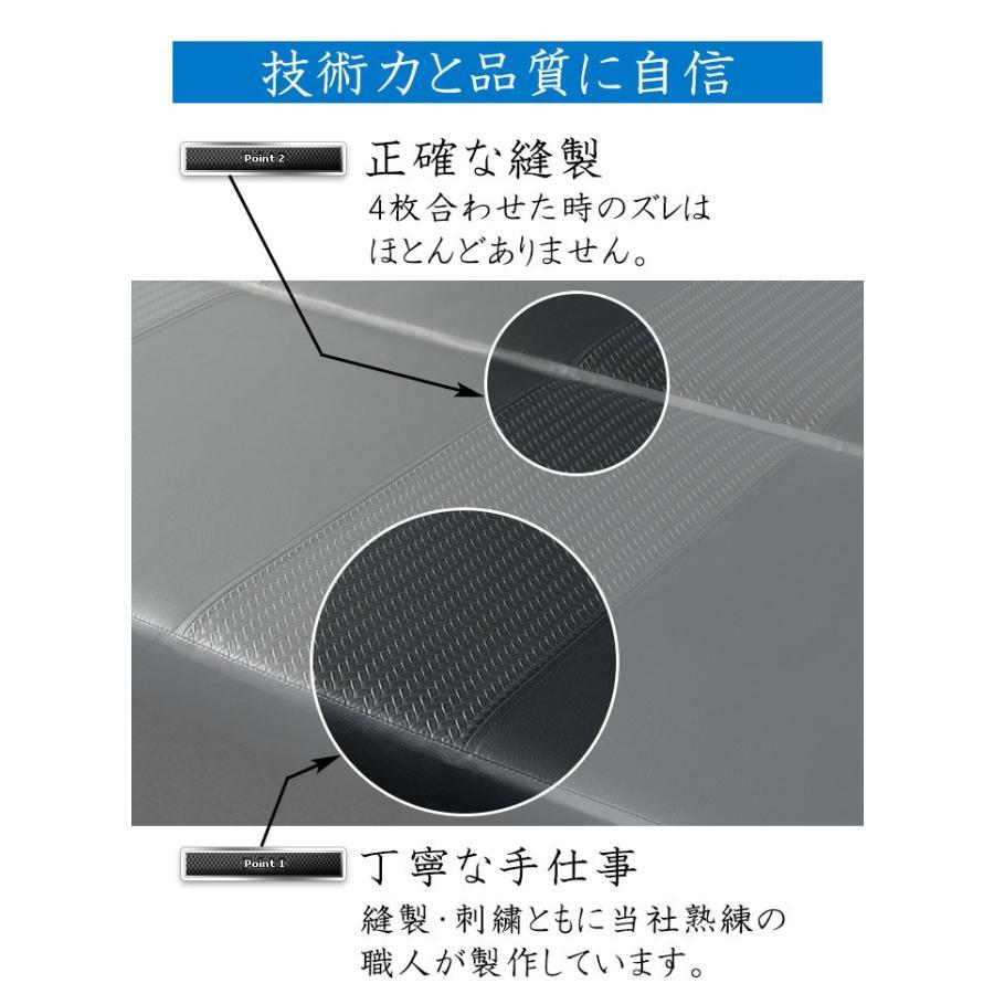 ハイエース 200系  ベッドキット  標準  S-GL ダブルライン 45mmクッション 1型〜6型対応 送料無料キャンペーン|linksfactoryjp|02