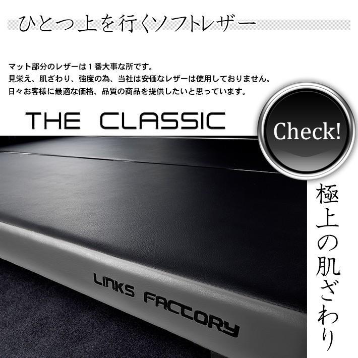 ハイエース 200系 ベッドキット ワイド  flat4 THE CLASSIC 送料無料キャンペーン 45mmクッション 1型〜6型対応|linksfactoryjp|03