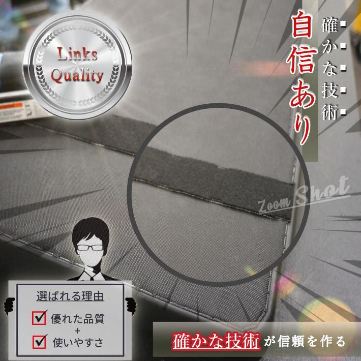 ハイエース 200系  ベッドキット  標準  S-GL punch carpet version2 black & gray 送料無料キャンペーン|linksfactoryjp|05