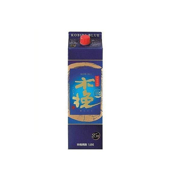 送料無料 雲海 木挽 BLUE ☆国内最安値に挑戦☆ ブルー 25度 ついに入荷 1ケース 1800ml 1.8L×6本 パック あすつく
