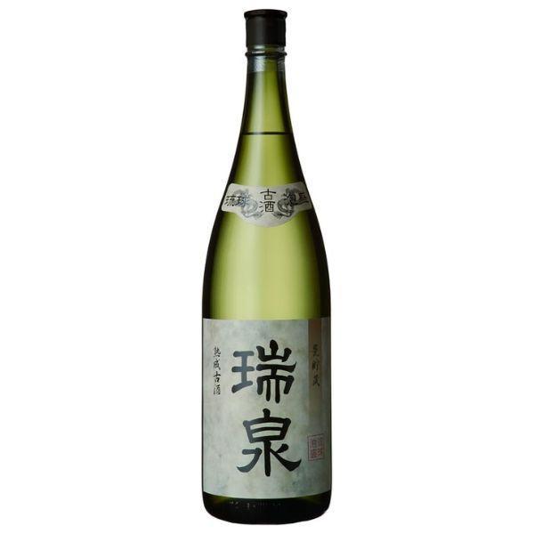 瑞泉 古酒 43度 高品質 1.8L 1800ml 泡盛 瑞泉酒造 商店 瓶 焼酎