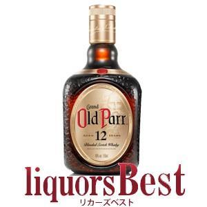 ウイスキー オールドパー 12年  750ml ブレンデッドスコッチ 洋酒 whisky liquors-best