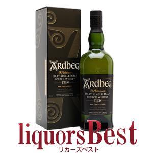 ウイスキー アードベッグ 10年  700ml箱入り(アードベック)_あすつく対応 シングルモルト 洋酒 whisky|liquors-best