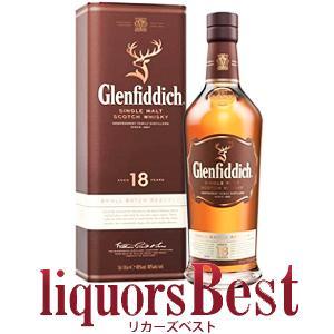 ウイスキー グレンフィディック 低価格 18年 700ml シングルモルト 70%OFFアウトレット whisky 洋酒 並行品_あすつく対応