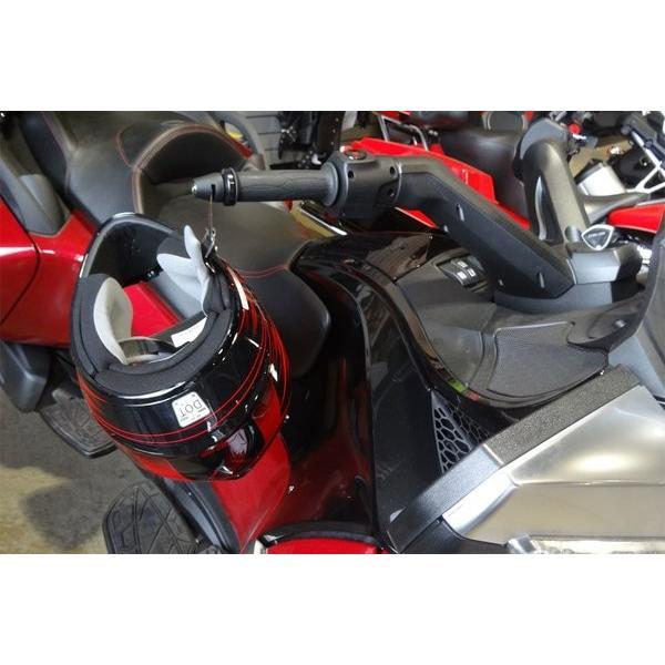 SPYDER F3 RT バーエンドヘルメットホルダー 2個SET|lirica-store|04