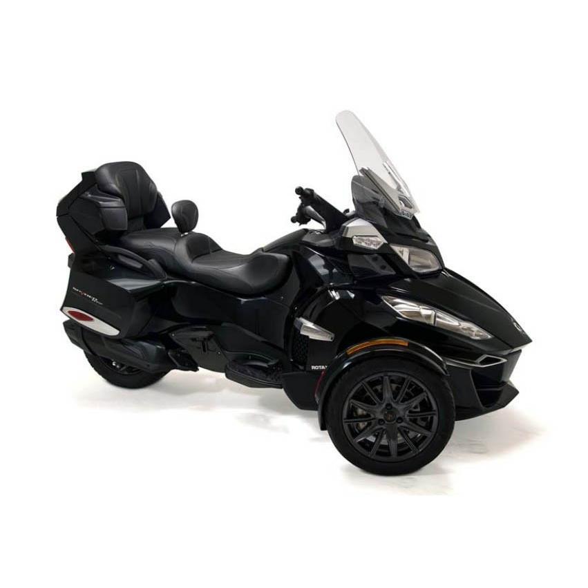 RT用 Mustang ツアー・シート用タンデム・バックパッド  Can-Am SPYDER 〜2019年モデル用|lirica-store|02
