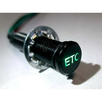 2輪車ETC専用 埋め込み型LEDインジケーター|lirica-store