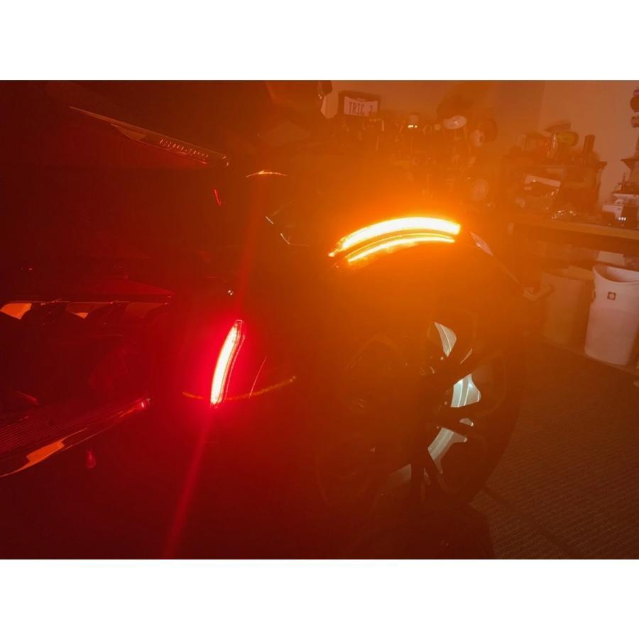 TricLED シーケンシャルLED SpyderFenderZ SPYDER RT 2020〜モデル用|lirica-store|03
