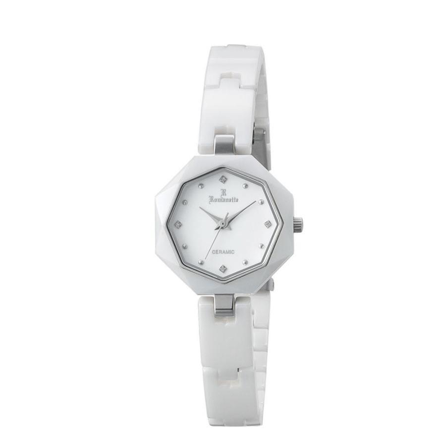 【お1人様1点限り】 ROMANETTE(ロマネッティ) レディース 腕時計 RE-3532L-03, 安塚町 340f9594