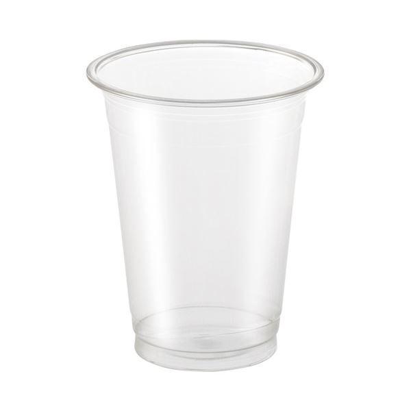 (まとめ) サンナップ PETカフェクリアカップ 420mL 40個入〔×10セット〕