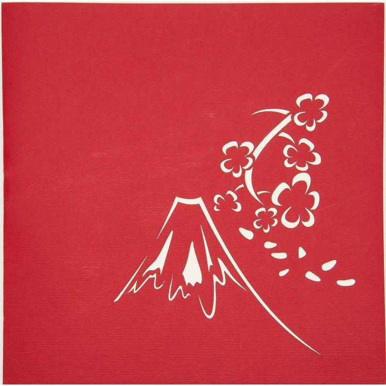 富士山<グリーティングカード/ポストカード>|little-west|02