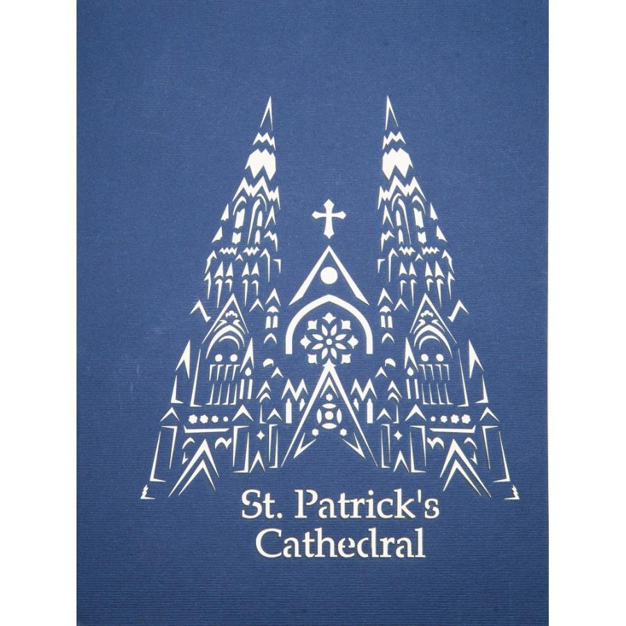 セント・パトリック教会ニューヨーク<グリーティングカード/ポストカード>|little-west|02