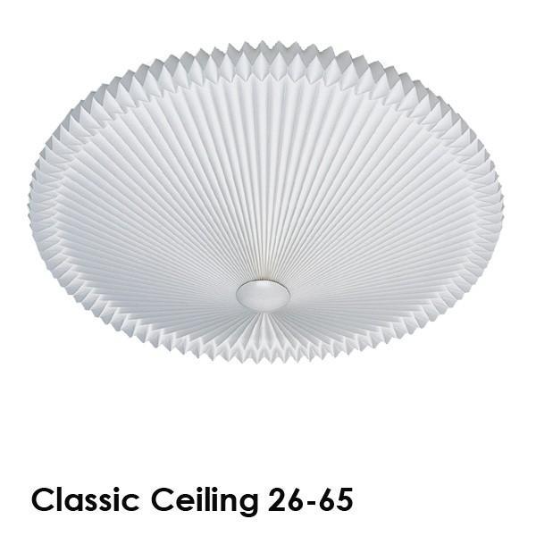 北欧シーリングライト LE KLINT(レ・クリント)Classic Ceiling 26(クラシック・シーリング)65cm