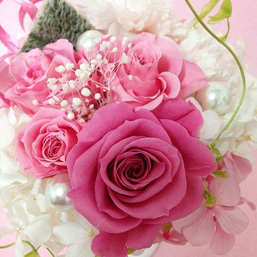 プリザーブドフラワーエンジェル 誕生日 結婚祝い 花 ギフト プレゼント お祝 送料無料|littleangel|06