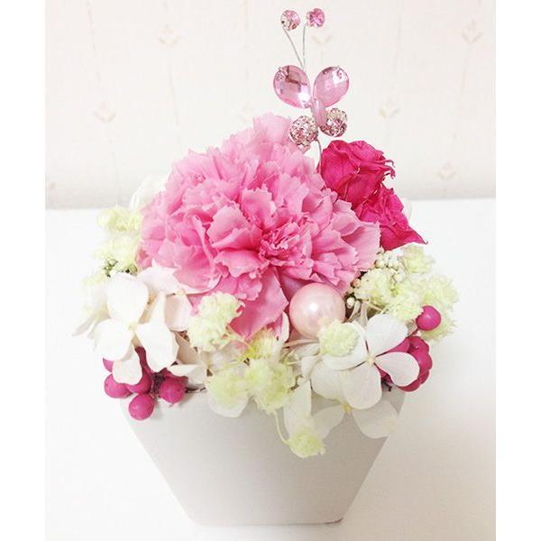 プリザーブドフラワー誕生日 結婚祝い 花 ギフト プレゼント お祝 送料無料 プチギフト|littleangel|02