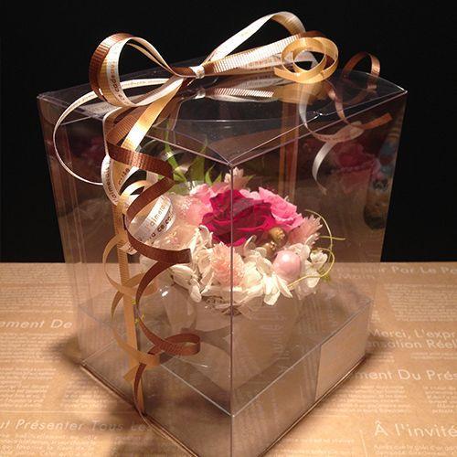 プリザーブドフラワーギフト プリザーブドフラワー プリザ プリザーブド  誕生日 結婚祝い 花  プレゼント  ストロベリー littleangel 04
