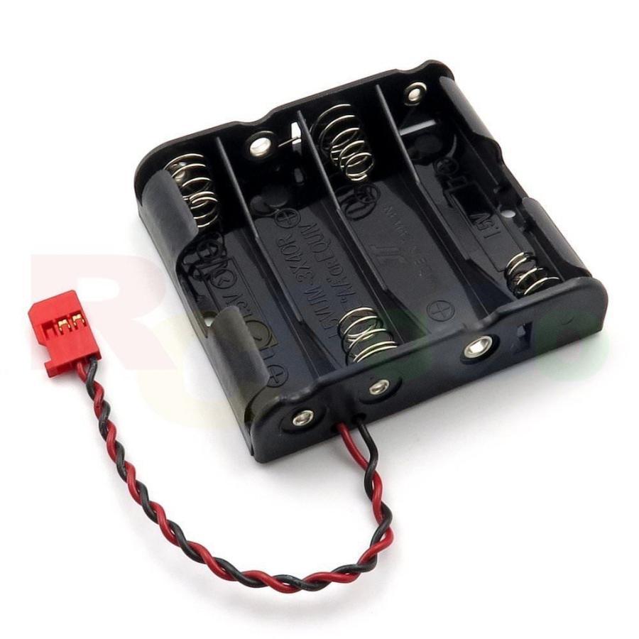 FUTABA 正規品スーパーSALE×店内全品キャンペーン 電池ボックス4P-SQ T4PL T4PLS用 メール便可 高級な BA0533