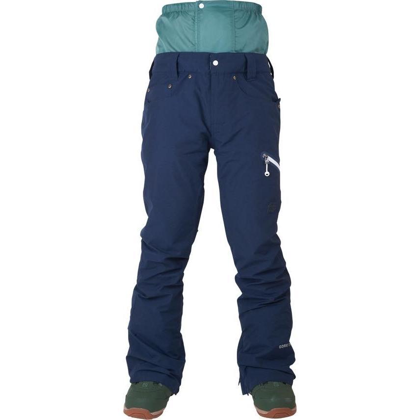 rew STRIDER PANTS SLIM FIT [GORE-TEX] 2L NAVY / Sサイズ
