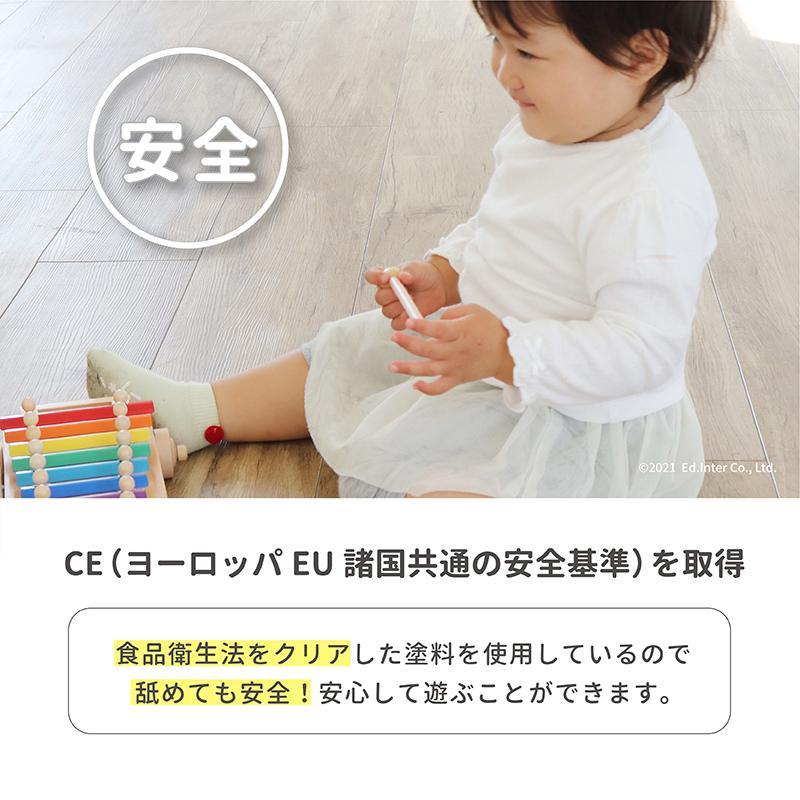 『シロフォンカー』出産祝い 木のおもちゃ はじめてのおもちゃ 知育玩具 誕生日プレゼント 男の子 女の子 長く遊べる 木製玩具[A3112479]|littlegenius|11