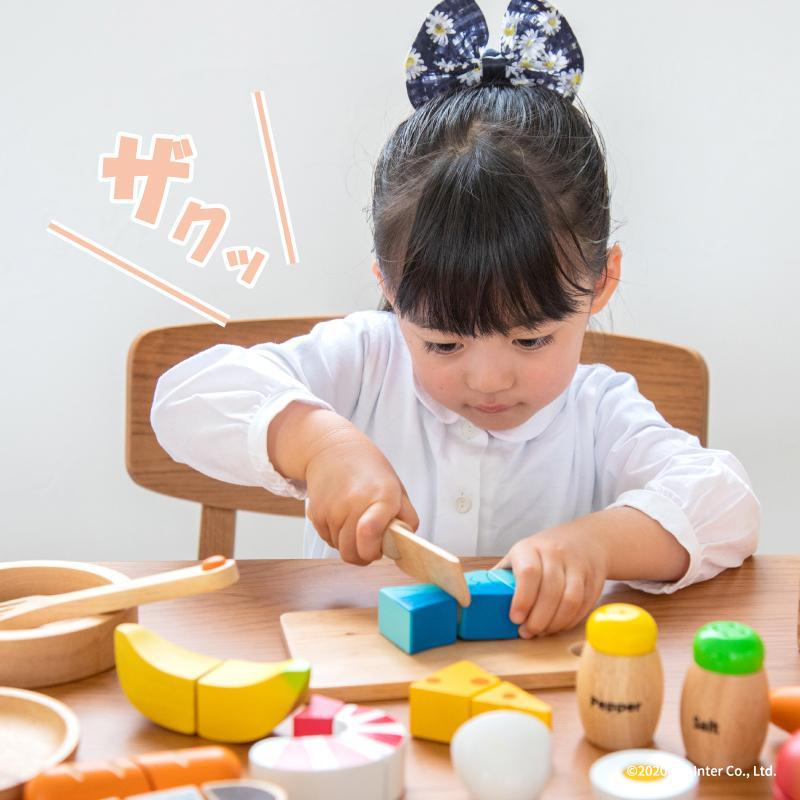 『とれたて さかな』出産祝い 木のおもちゃ はじめてのおもちゃ 知育玩具 誕生日プレゼント 男の子 女の子 長く遊べる[a31310238]|littlegenius|02