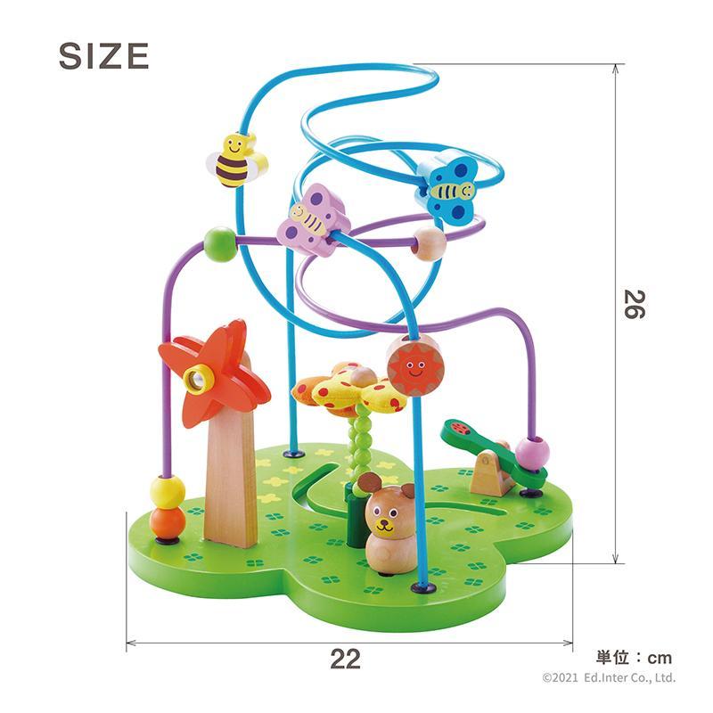 『おさんぽくまさん』出産祝い 木のおもちゃ はじめてのおもちゃ 知育玩具 誕生日プレゼント 男の子 女の子 長く遊べる[a31200295] littlegenius 12