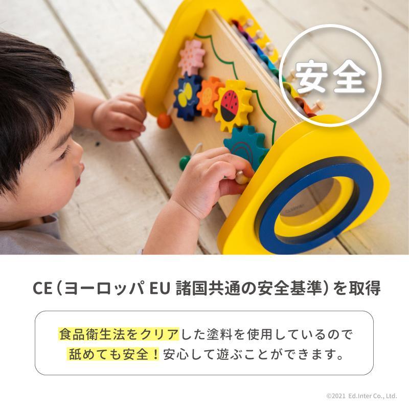 『森の音楽会』出産祝い 木のおもちゃ はじめてのおもちゃ 知育玩具 誕生日プレゼント 男の子 女の子 長く遊べる 木製玩具[A3112477]|littlegenius|12