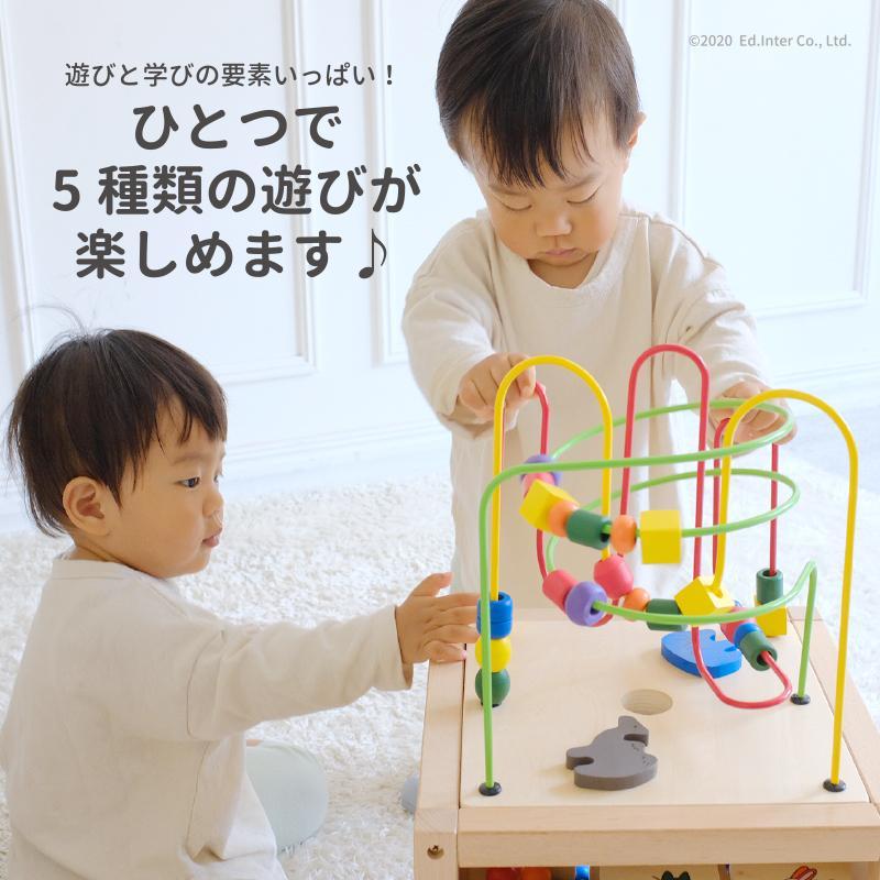 『森のあそび箱』出産祝い 木のおもちゃ はじめてのおもちゃ 知育玩具 誕生日プレゼント 男の子 女の子 長く遊べる 木製玩具[A3112513]|littlegenius|02