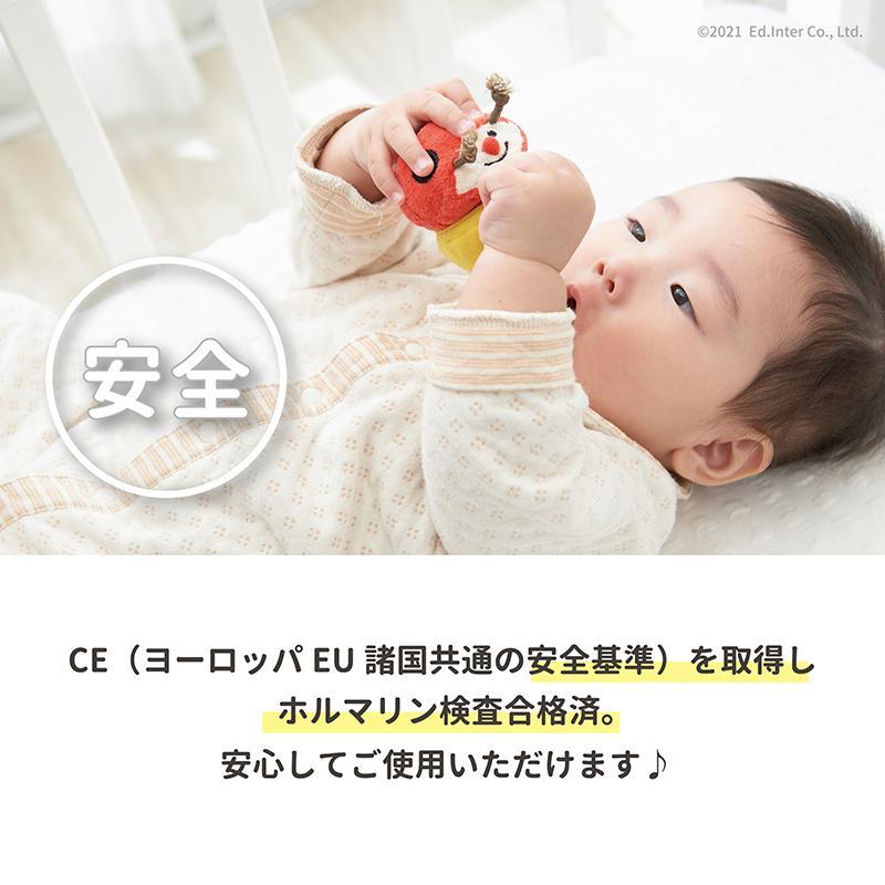 『コロコロコロリン』出産祝い 布のおもちゃ はじめてのおもちゃ 知育玩具 誕生日プレゼント 男の子 女の子 長く遊べる[a31200303]|littlegenius|12