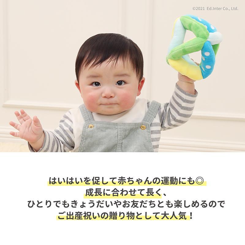 『コロコロコロリン』出産祝い 布のおもちゃ はじめてのおもちゃ 知育玩具 誕生日プレゼント 男の子 女の子 長く遊べる[a31200303]|littlegenius|09