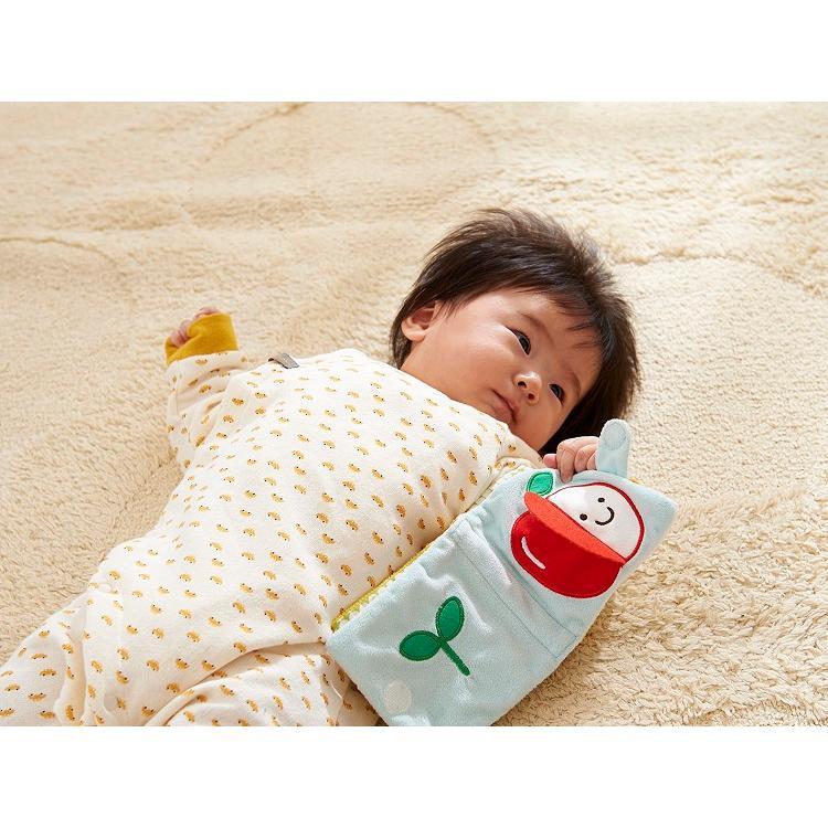 『もぐもぐばあ〜いろんなお顔がかくれんぼ〜』出産祝い 布のおもちゃ はじめてのおもちゃ 知育玩具 誕生日プレゼント 男の子[a31310160] littlegenius 06