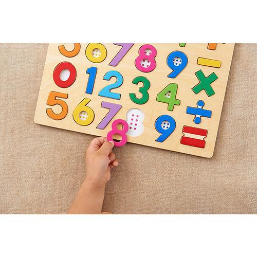 『木のパズル 1・2・3』出産祝い 木のおもちゃ はじめてのおもちゃ 知育玩具 誕生日プレゼント 男の子 女の子 長く遊べる[a31310174]|littlegenius|03