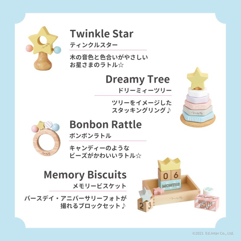 『Twinkle Star-ティンクルスター-』出産祝い 木のおもちゃ はじめてのおもちゃ 知育玩具 誕生日プレゼント[a31310200] littlegenius 11