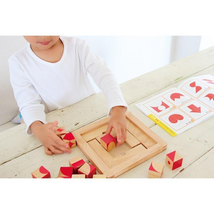 『CUBE』出産祝い 木のおもちゃ はじめてのおもちゃ 知育玩具 誕生日プレゼント 男の子 女の子 長く遊べる 木製玩具[a31310218]|littlegenius|04