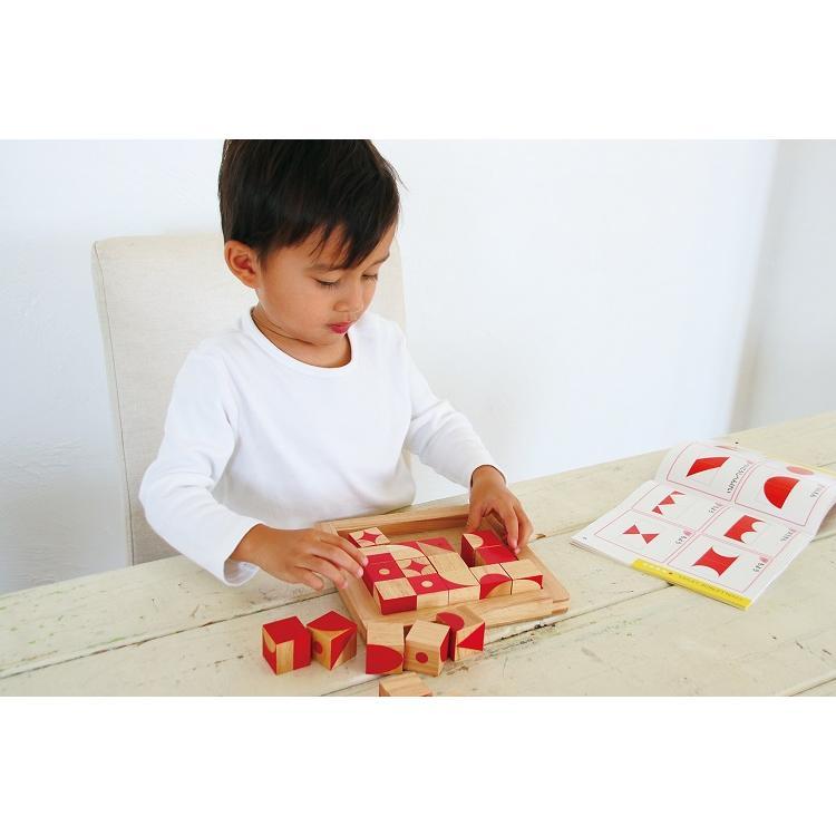 『CUBE』出産祝い 木のおもちゃ はじめてのおもちゃ 知育玩具 誕生日プレゼント 男の子 女の子 長く遊べる 木製玩具[a31310218]|littlegenius|05