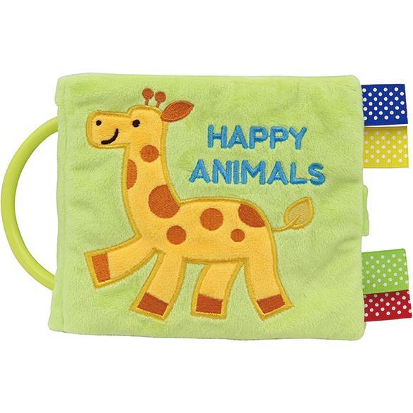 『〜ふわふわトーイ〜 HAPPY ANIMALS -ハッピーアニマル-』出産祝い 布のおもちゃ はじめてのおもちゃ 知育玩具[a31310252] littlegenius 02