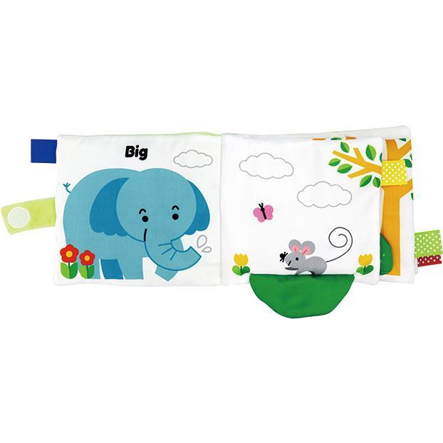 『〜ふわふわトーイ〜 HAPPY ANIMALS -ハッピーアニマル-』出産祝い 布のおもちゃ はじめてのおもちゃ 知育玩具[a31310252] littlegenius 03