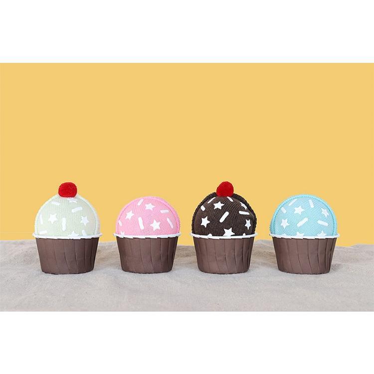 『SOCKS BAKERY Sweet Cupcake-スウィートカップケーキ-』出産祝い 靴下 ベビーソックス 誕生日プレゼント[a3131026]|littlegenius|02