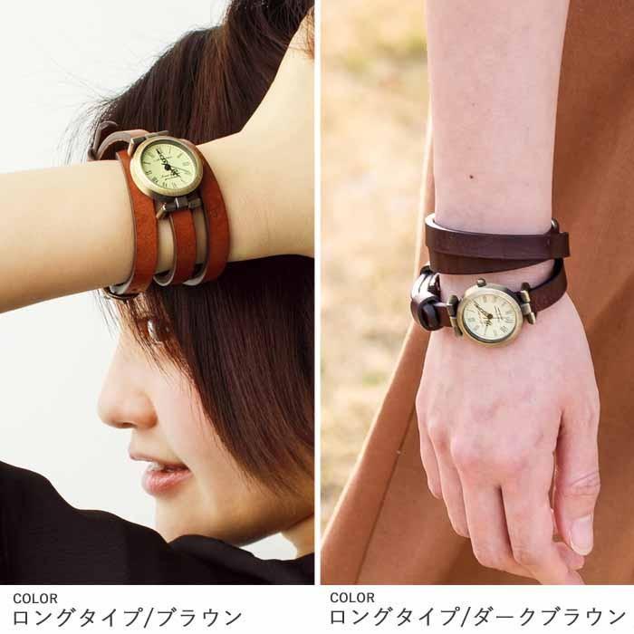 腕時計 レディース 可愛い リトルマジック 時計 おしゃれ 小さめ 1重巻き アンティーク 腕時計 本革 防水 人気 ブランド ブレスレット 腕時計 レディース 時計|littlemagic|12