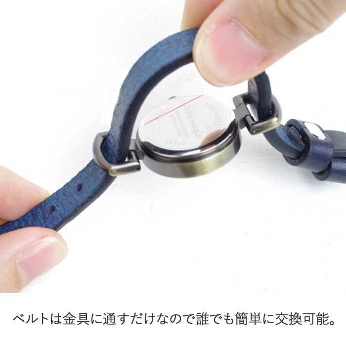 腕時計 レディース 可愛い リトルマジック 時計 おしゃれ 小さめ 1重巻き アンティーク 腕時計 本革 防水 人気 ブランド ブレスレット 腕時計 レディース 時計|littlemagic|05