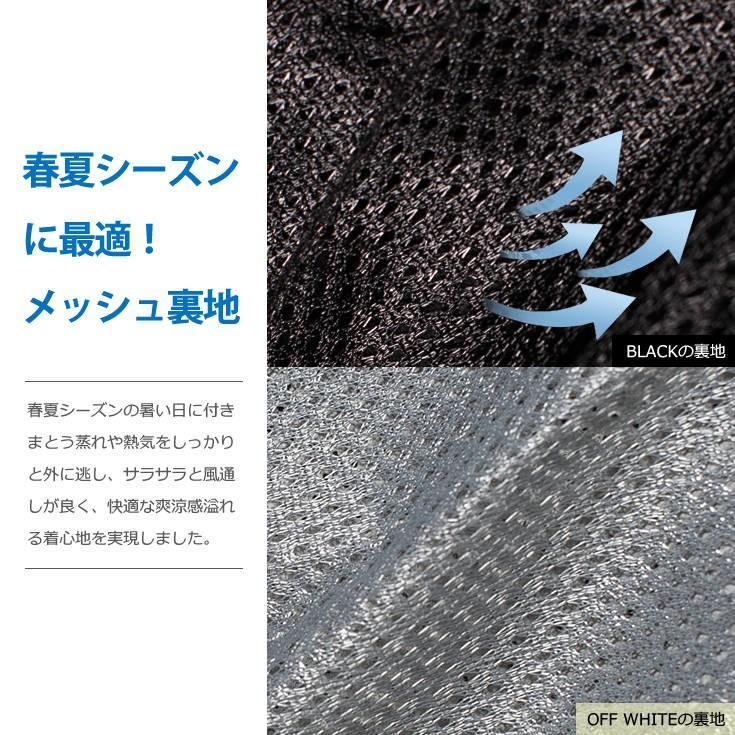 Liugoo Leathers 本革 メッシュレザーTシャツ メンズ リューグーレザーズ SSL02A  シングルライダース ライダースジャケット レザージャケット 革ジャン 黒|liugoo|05
