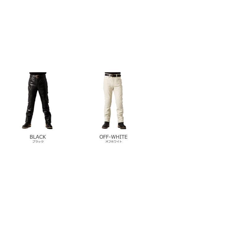Liugoo Leathers 本革 メッシュレザーパンツ レギュラーフィット メンズ リューグーレザーズ STP04B  レザーパンツ 本革パンツ 本皮パンツ ライダースパンツ 黒 liugoo 19