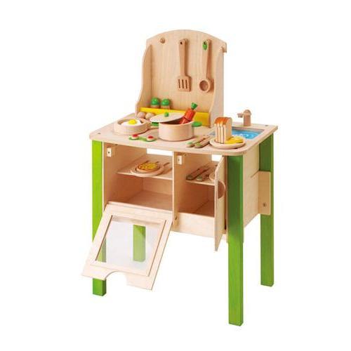 マイクリエーティブ クッカリークラブ  天然木 安全基準玩具
