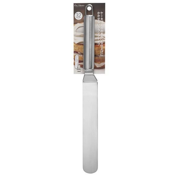 ナイフ クランクナイフ 32cm ケーキ用 ステンレス製 ( クランク ナイフ 包丁 デコレーション おすすめ )|livingut|03
