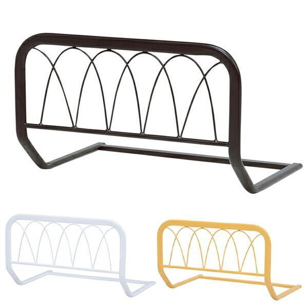 品質検査済 ベッドガード スチール製 数量は多 幅60cm ベットパーツ パーツ サイドガード ベットガード 柵